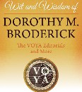 New from VOYA Press! The Collected Wit and Wisdom of Dorothy M. Broderick